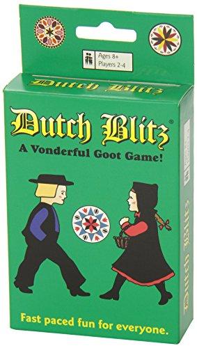 how to play dutch blitz card game