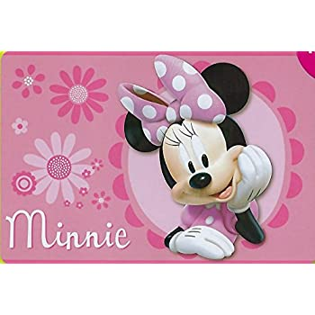 Amazon Com Gertmenian Disney Minnie Mouse Rug W Figaro