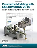 img - for Parametric Modeling with SOLIDWORKS 2016 book / textbook / text book