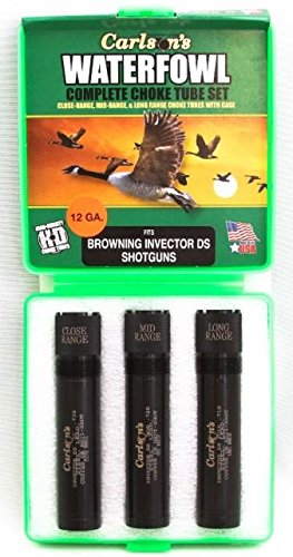 07659 Carlsons, Browning Invecter DS, 12 Gauge Waterfowl Set