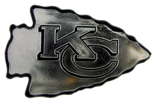 NFL Kansas City Chiefs Chrome Automobile - Mall City Outlet Kansas