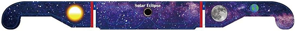 prot/égez vos yeux de la pr/évention des rayons nocifs pour une visualisation directe du soleil lunettes de soleil de protection solaire lunettes approuv/ées CE 5 paires de lunettes Solar Eclipse