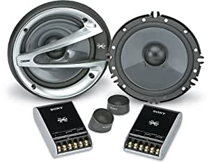 Sony XSGTX1620S 6.5-Inch GTX Series Component Speakers (Discontinued by Manufacturer)
