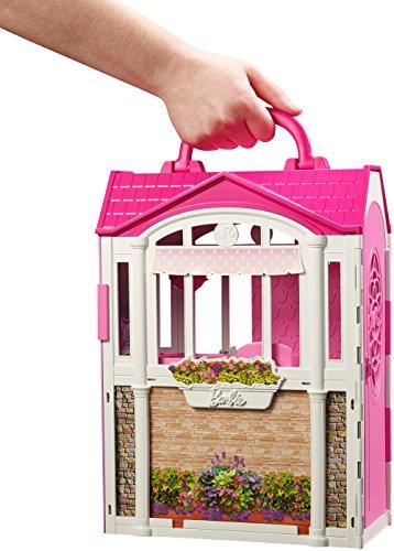 Review Barbie Glam Getaway House
