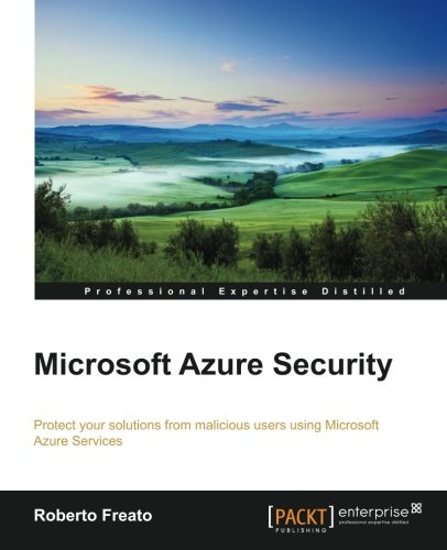 Microsoft Azure Security pdf epub