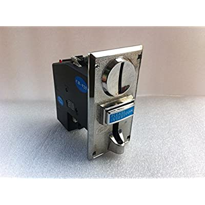 Sintron] CH-923 Multi Coin Mech Acceptor Coin Selector for Vending Machine, Coin Laundromat, Massage Chair, Arcade Jamma Video Game Etc.Accept 3 Kinds of Coins: Computers & Accessories