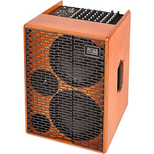 - One For Strings AD 350W 2x8 Acoustic Guitar Combo Amp