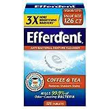 Efferdent Original Anti-Bacterial Denture