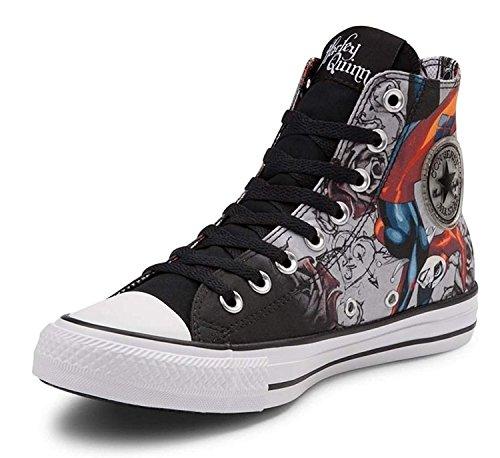 Converse Dc Comics Chuck Taylor All Star Sneakers Harley Quinn