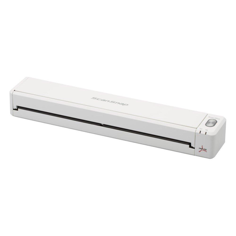 富士通 スキャナー ScanSnap iX100W (ホワイト、A4/片面) B00OK4C2CG ホワイト ホワイト
