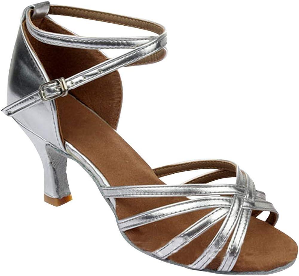 Gtagain Hauts Talon Sandales Chaussures de Danse Femme
