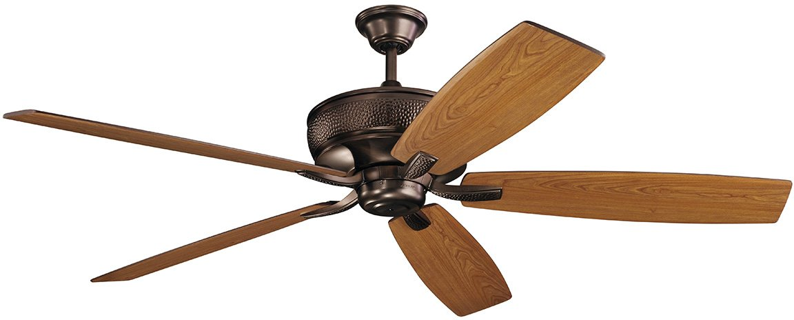 Kichler Lighting 300206OBB 70 Ceiling Fan from The Monarch Collection, Oil Brushed Bronze