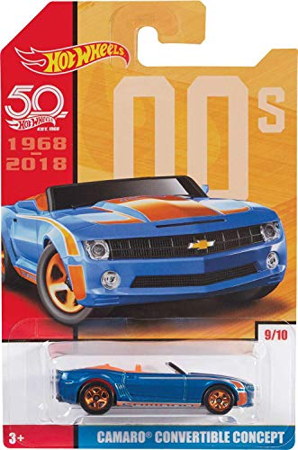 Hot Wheels 50 Years Throwback Set Of 10 70 Dodge Charger72 Ford