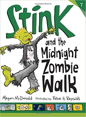 ,,LINK,, Stink And The Midnight Zombie Walk. titulo Quality December current alumnos Color Biology