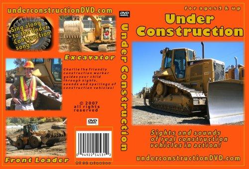 Charlie Bubbles - Under Construction