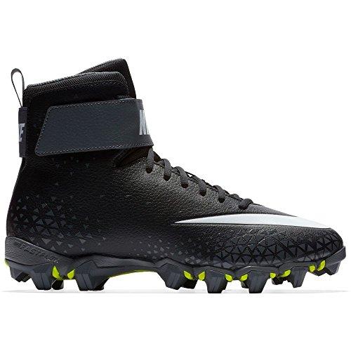 剃る透過性キネマティクス(ナイキ) Nike メンズ アメリカンフットボール シューズ?靴 Force Savage Shark Football Cleats [並行輸入品]