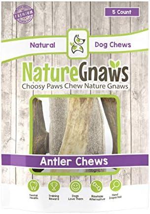 Nature Gnaws Premium Antler Chews product image