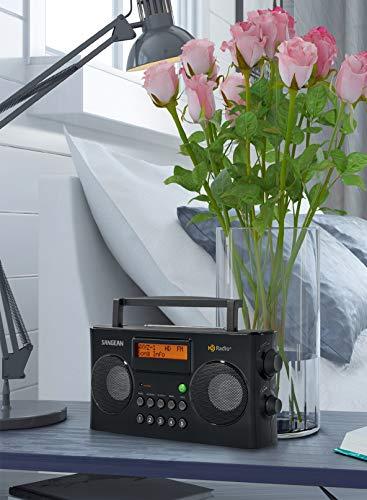 Sangean HDR-16 HD Radio/FM-Stereo/AM Portable Radio