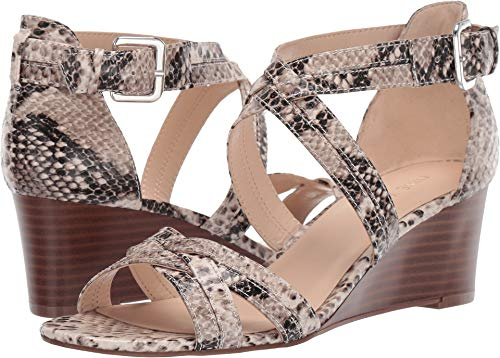 Nine West Womens Praline Roccia 8.5 M (Nine Shoes Wedge 8 West Woman)