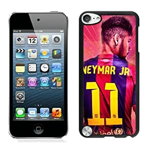 For iPod Touch 5,neymar fc barcelona Black iPod Touch 5 Case Online