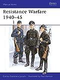 Resistance Warfare 1940–45 (Men-at-Arms)