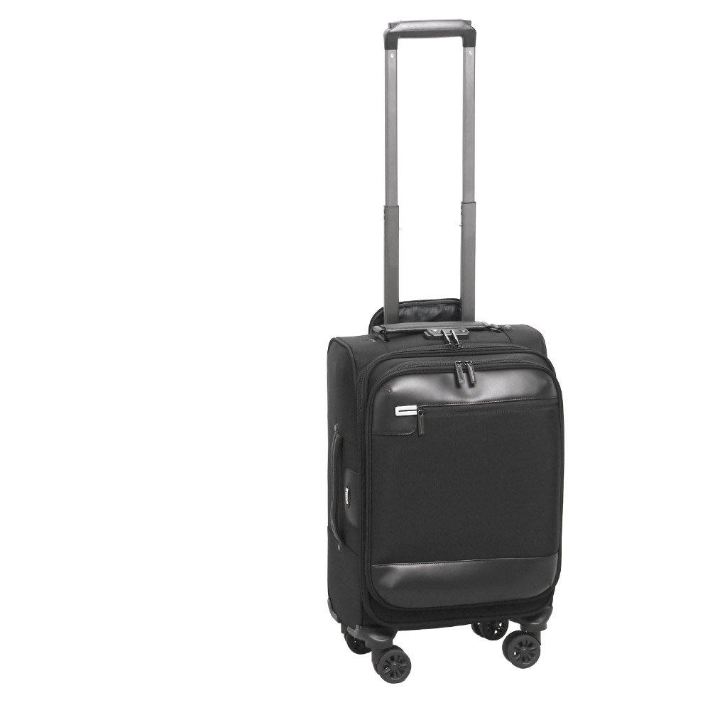 [ゼロハリバートン] ZEROHALLIBURTON PRF 3.0 Small Upright Suitcase Black[並行輸入品] B07FT5LSTP