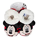 Mickey Mouse Kids Slippers [Small/Medium]
