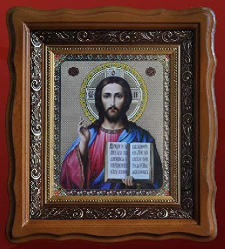 Handmade Religious Wooden Icons/Icon *Lord of the Savior* / Icon *The Kazan Mother of God* / Icon *St. Saint Nicholas* ()