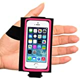 HB Tune armband and hand held phone case for larger phones including the Galaxy S5, S6 and iPhone 6