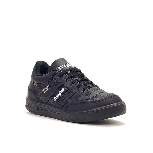 J´Hayber - Zapatillas Clásicas New Olimpo Negro - Negro, 37