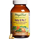 MegaFood - Baby & Me 2, Key Nutrients Vital to Prenatal Support...