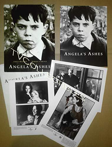 Presskit~ ANGELA'S Ashes ~1999 ~Emily Watson ~Robert Carlyle ~Alan Parker