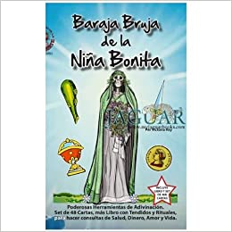 Baraja Bruja De La Santa Muerte, Set De 44 Cartas De La ...