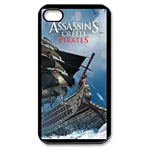 iPhone 4,4S Phone Case Assassin's Creed F5M7871