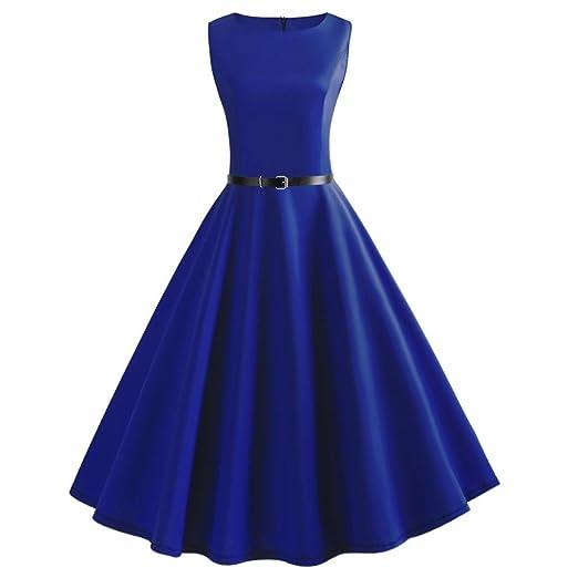 Review TOPUNDER Women Vintage Sleeveless