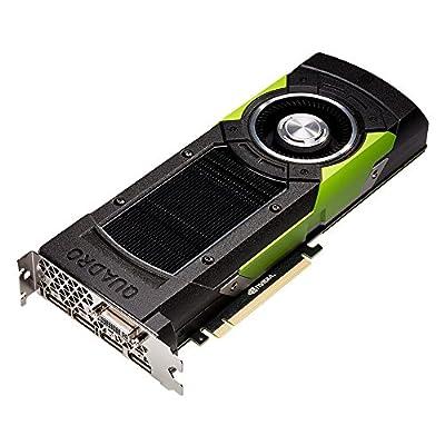 PNY NVIDIA Quadro M6000 12GB GDDR5 PCIe 3.0 GPU (VCQM6000-PB)