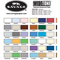 Savage Seamless Background Paper 1.35m x 11m Professional, Vibrant, Chestnut (SAV161253)