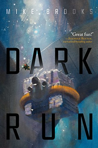 Dark Run (Keiko Book 1) by [Brooks, Mike]