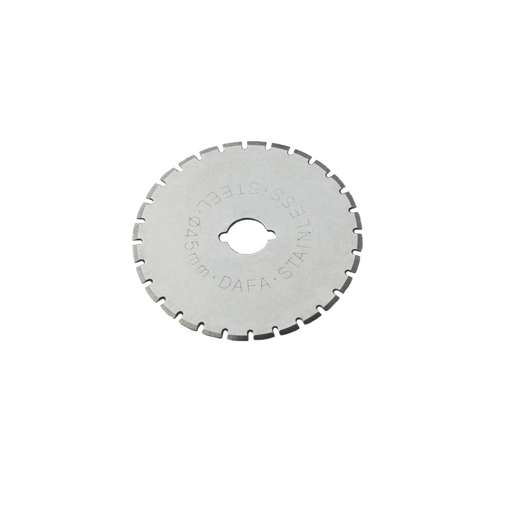 45mm Skip Rotary Cutter Replacement Roller Cutting Disc Generic STK0155009502