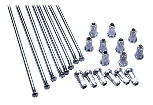 Excel XS8-33197 19'' Replacement Spoke and Nipple Kit