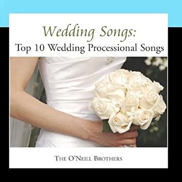 Wedding Songs Top 10 Wedding Processional Songs By Shamrock N Roll Inc