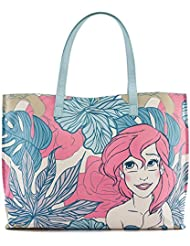 Loungefly x Ariel Leaves Tote Bag