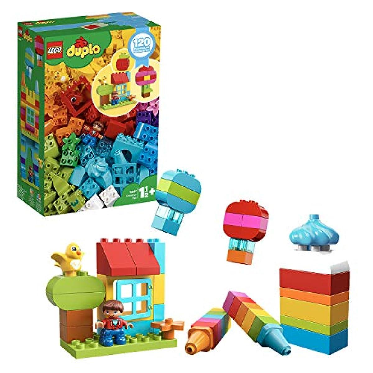 [해외] 레고(LEGO) 블럭 장난감 듀플로우 여러가지 아이디어 박스<DX> 10887 교육 완구 블럭 장난감 사내 아이