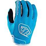 2018 Troy Lee Designs Youth Air Gloves-Light Blue-YL