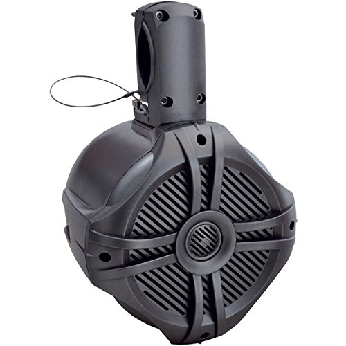 Marine-Grade 6.5 in. Wake Tower Speaker System - Set of 2 (Tower Wake Enclosures)