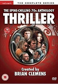 Armchair Thriller Vol 1 10 Complete Dvd Amazon Co Uk Delia Low