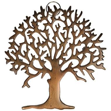 Old Dutch Bronze Tree Trivet