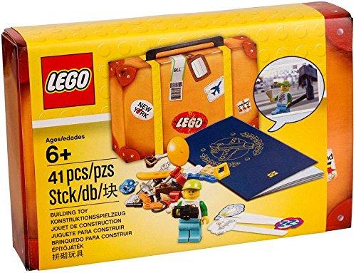 LEGO Travel Building Suitcase 5004932