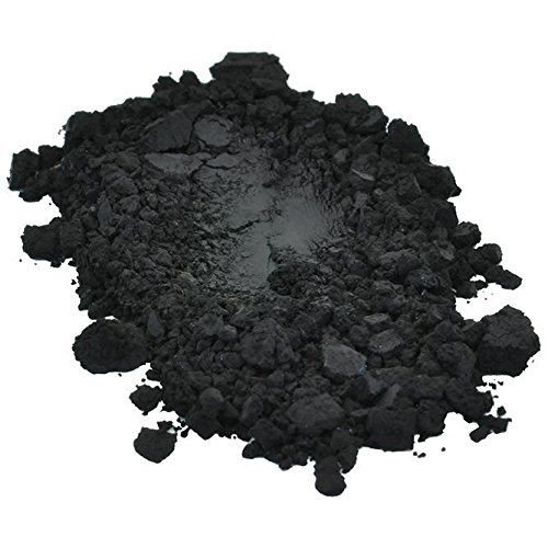 Black Iron Oxide Luxury Colorant Pigment Powder Cosmetic Grade Including Eyes for Soap Candle Nail Polish 2 oz H&B Oils Center Co.