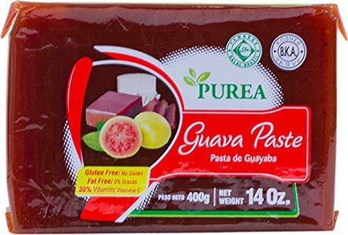 sta de Guayaba Kosher Parve Gluten Free Fat Free 30% Vitamin C - 14 oz (Guava Vitamin C)